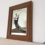Ancien miroir Vogue