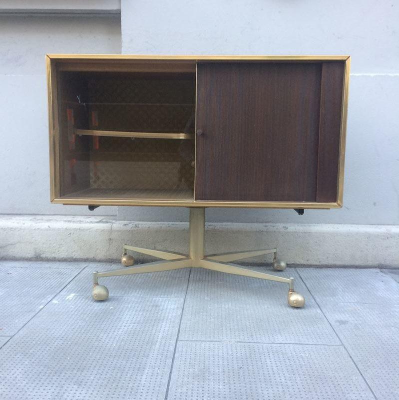 meuble bar vintage datant des ann es 50 vintage by fabichka. Black Bedroom Furniture Sets. Home Design Ideas