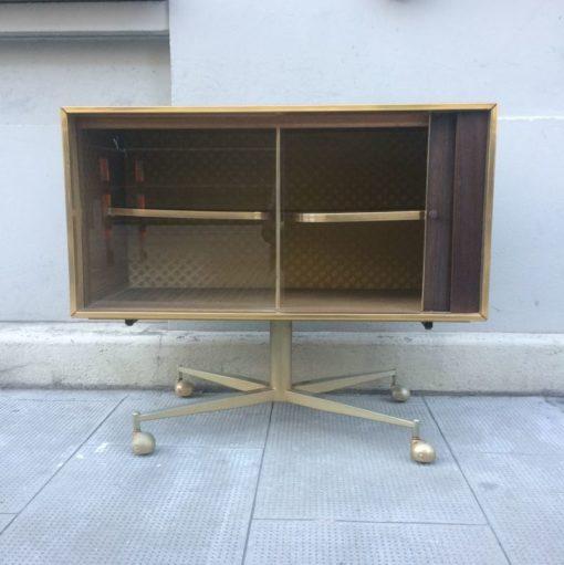 Table télévision vintage