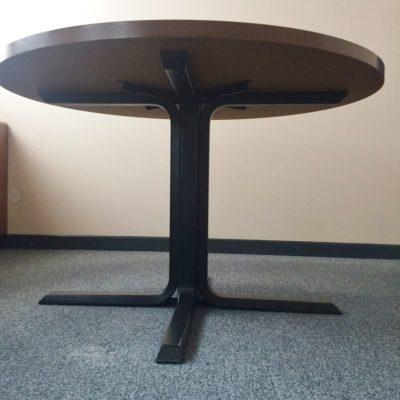 Table ronde pied étoile