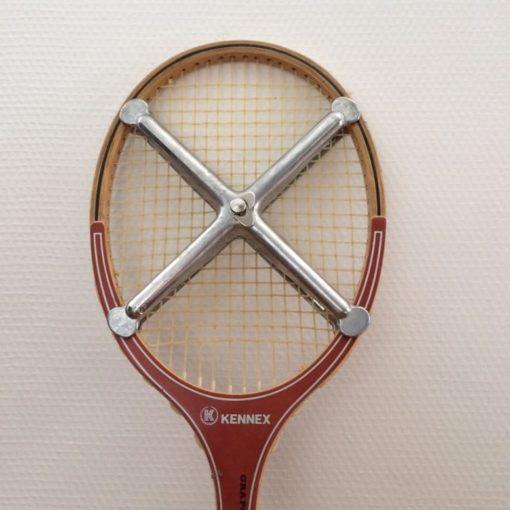 Raquette tennis 1970