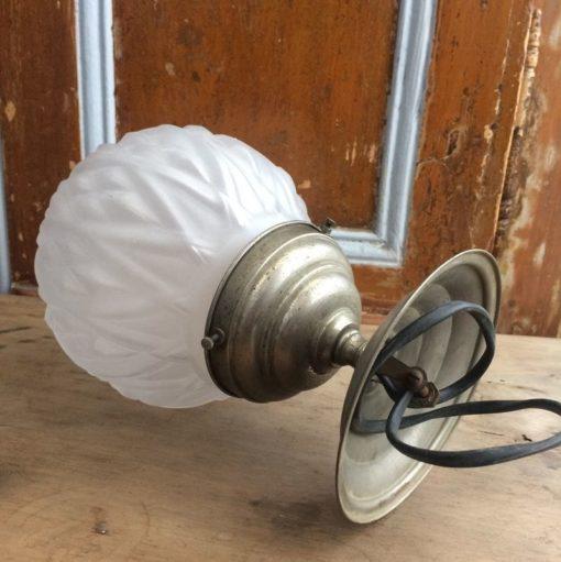 Luminaire plafonnier vintage