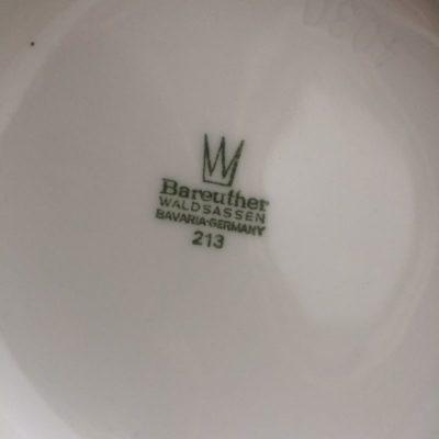 Théière porcelaine Bavaria