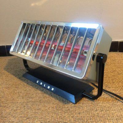 Ancien radiateur Calor orientable vintage