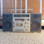 Radio Cassette Ghetto-Blaster vintage