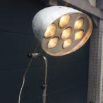 Lampe atelier RG Levallois