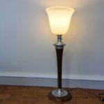 Lampe de bureau Art Déco Mazda