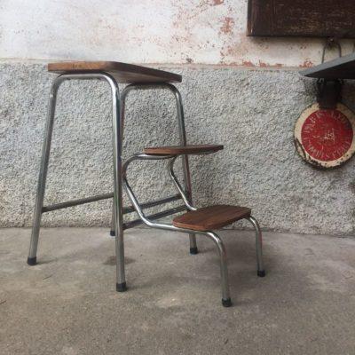 Tabouret Marche-pied vintage
