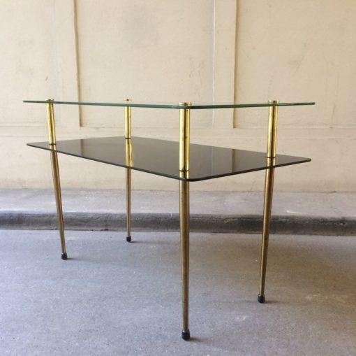 Table basse rétro vintage années 50