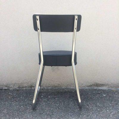 Chaise Bureau vintage esprit strafor