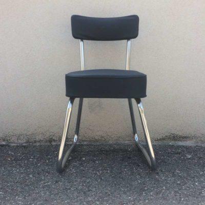 Chaise Bureau design industriel