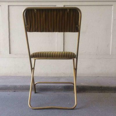Chaise d'appoint retro vintage