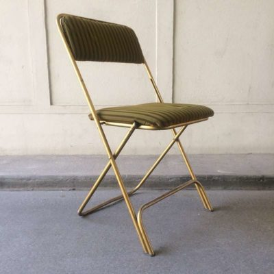 Ancienne chaise pliante Lafuma