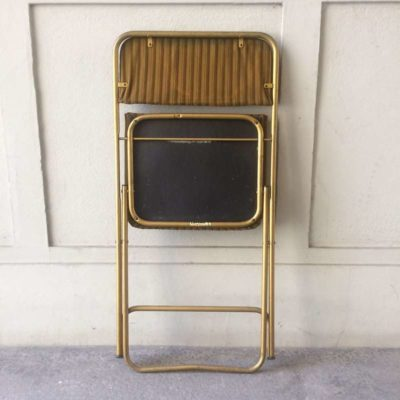 Chaise pliante Vintage Lafuma