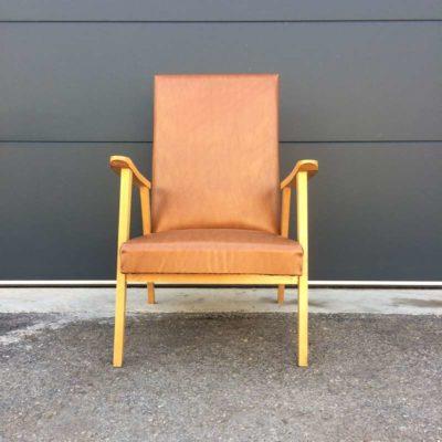 Fauteuil vintage design danois