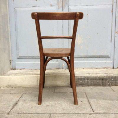 ancienne chaise café bistrot