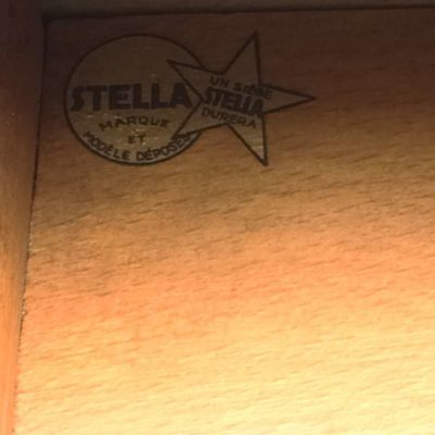 Table formica carré Stella
