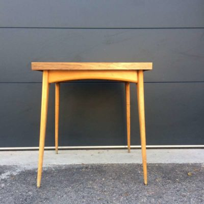 Table bistrot stella design scandinave