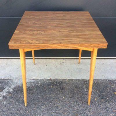 Ancienne table bistrot Stella