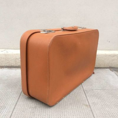 Ancienne valise années 70