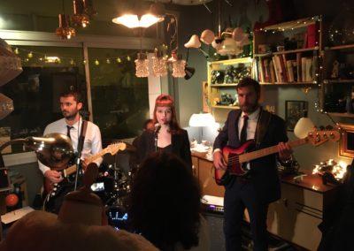 Ella and the Rednecks café brocante Grenoble