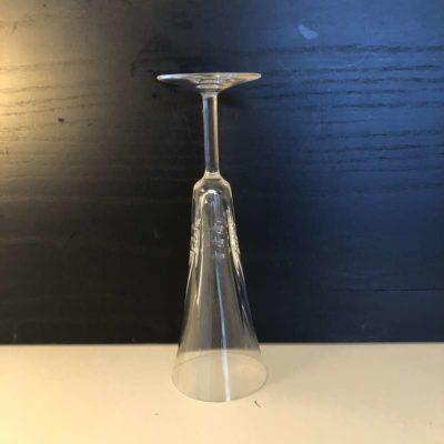 Flute à champagne cristal