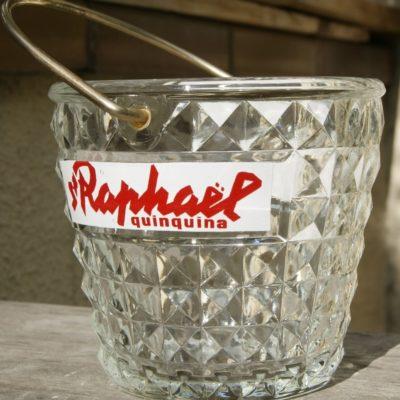 seau à glaçon Saint Raphaël vintage