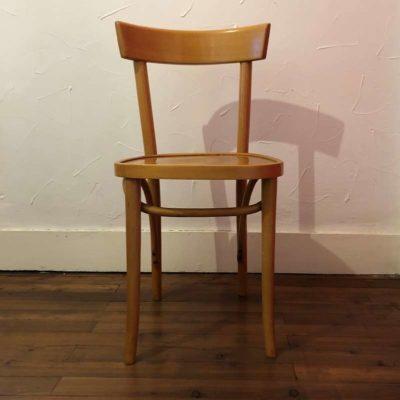Chaise bois Baumann