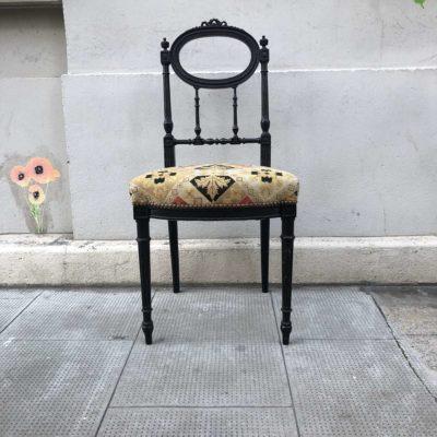 Chaise Napoléon 3