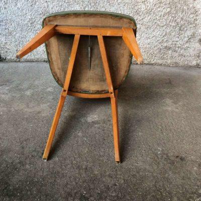 Chaise vintage Monobloc breveté sgdg