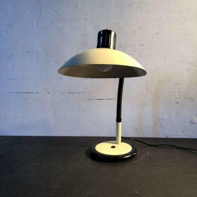 Lampe bureau aluminor vintage