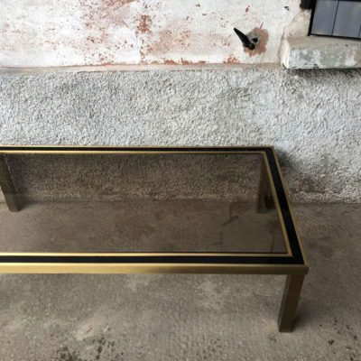 Table basse design vintage