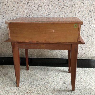 Table de chevet Art Déco vintage
