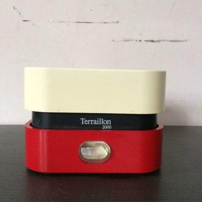 Balance cuisine terraillon 2000 rouge