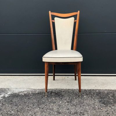 Chaise style Art Déco