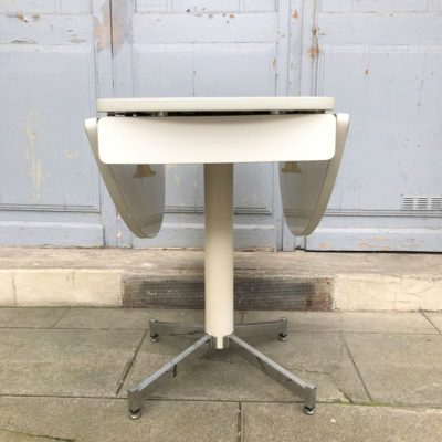 Table formica années 70