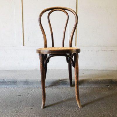 Ancienne chaise de bar