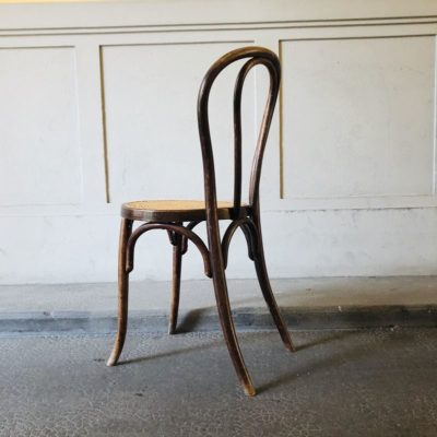 Chaise bistrot Thonet vintage