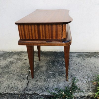 Table de chevet esprit Art Déco