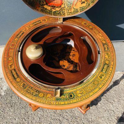 Bar Globe Terrestre vintage